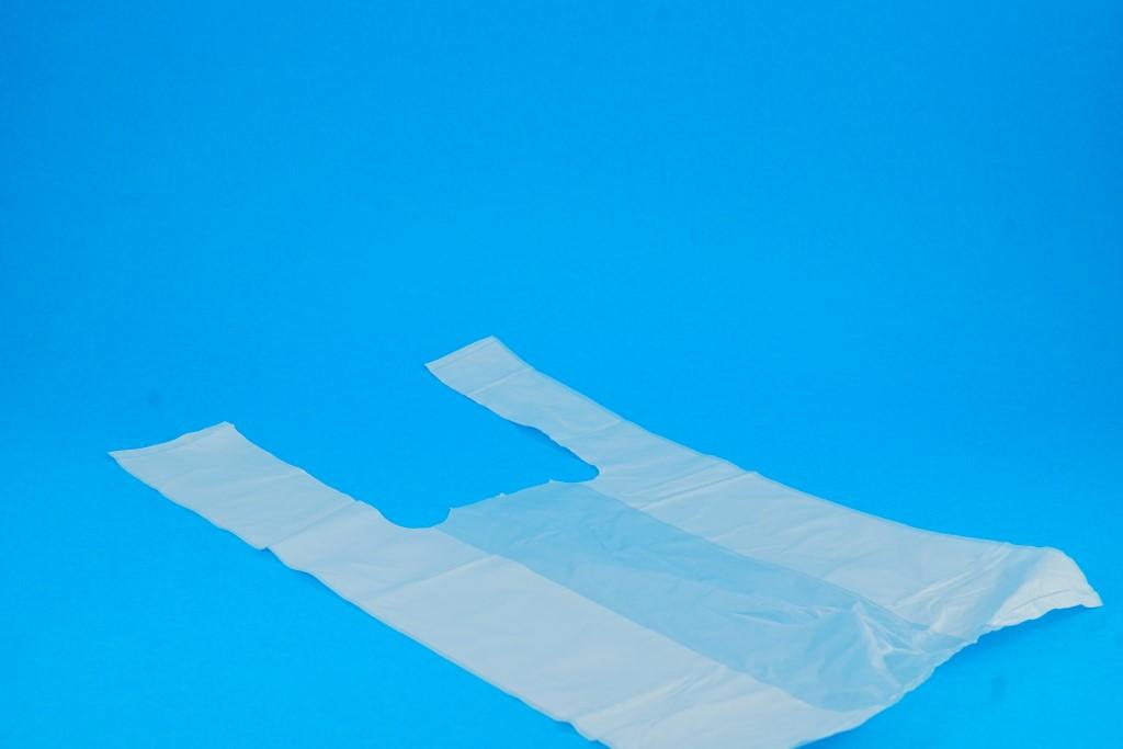 Semi-Clear Vest Carrier Bags (10 kg)