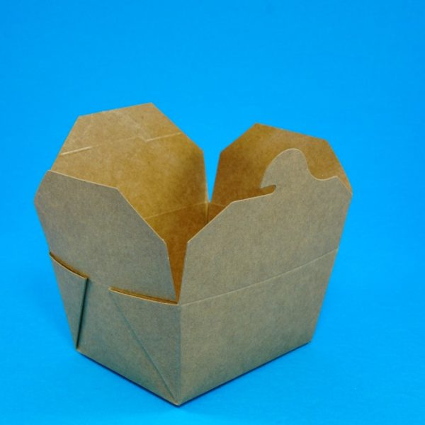 Kraft Deli Box No 1 (50 pcs)