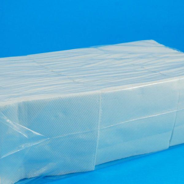 White Rectangular Napkins 24x28 (600 pcs)
