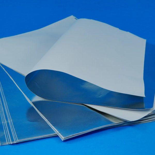 Aluminum Foil Laminated Paper - White (10 kg)
